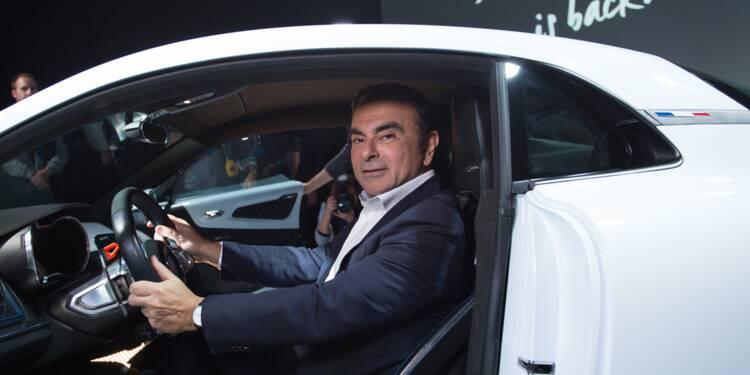 Carlos Ghosn : le bulldozer de Renault à qui rien ne résiste