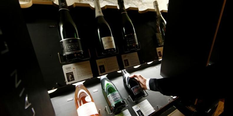 Record historique attendu pour les ventes de champagne en 2015