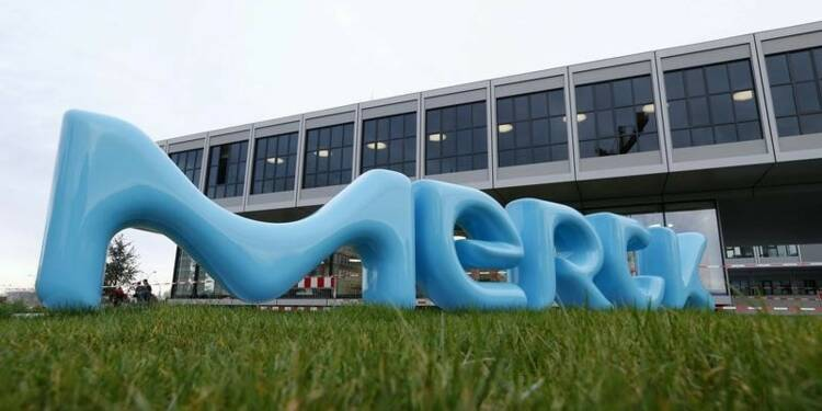 Merck relève ses prévisions après un meilleur 2e trimestre