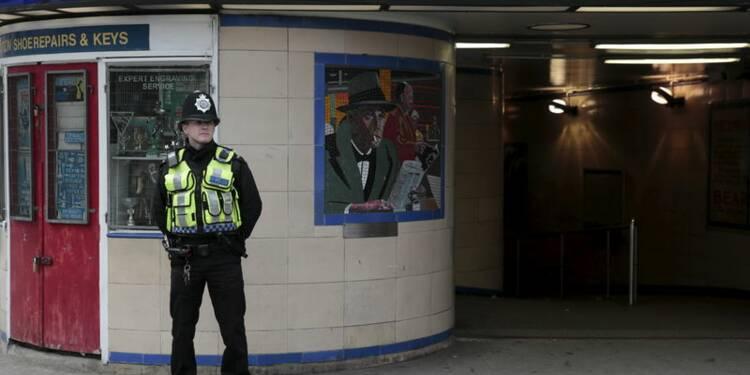 """Un acte """"terroriste"""" fait trois blessés à Londres"""