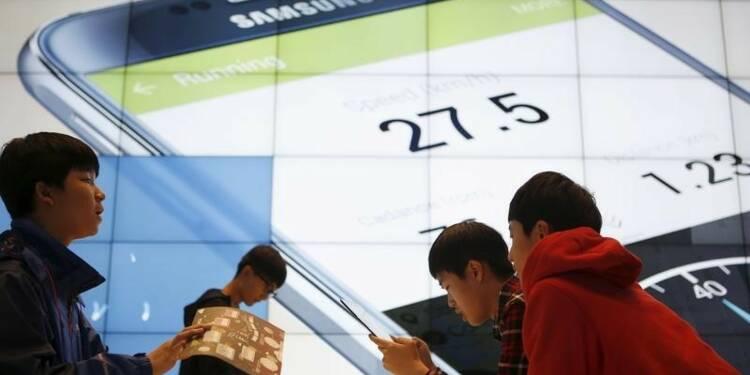 Après Apple, Samsung à son tour plombé par les smartphones
