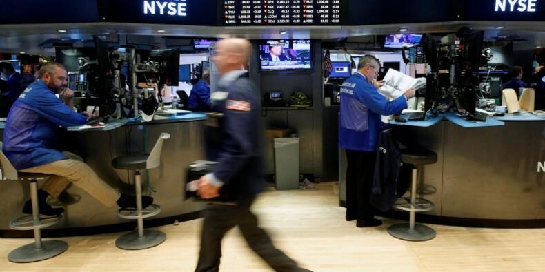 Wall Street ouvre sur une note irrégulière