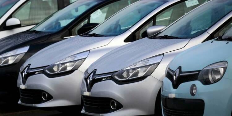Renault veut accélérer ses ventes en 2016,audition sur le diesel