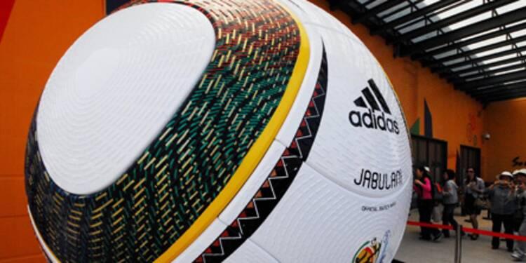 Le sponsoring en or d'Adidas