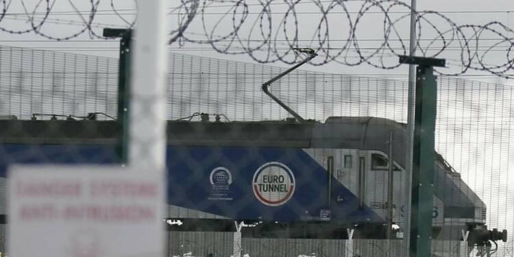 Eurotunnel acquiert deux drones pour surveiller les migrants