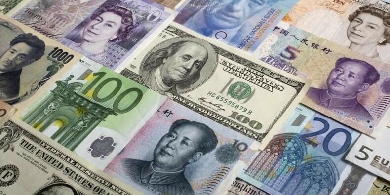 Le marché des changes, premier marché mondial, se contracte