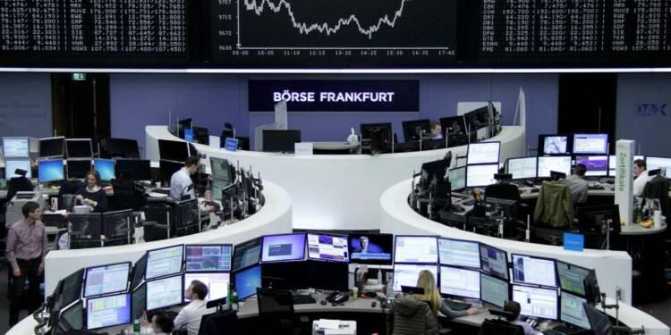 L'Europe finit la semaine en hausse grâce à la Banque du Japon