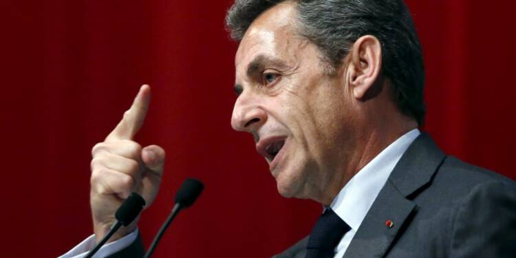 """Nicolas Sarkozy détaille son projet de """"contre-choc"""" fiscal"""