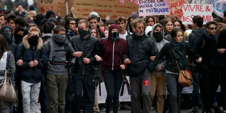 Myriam El Khomri défend sa loi, la contestation continue