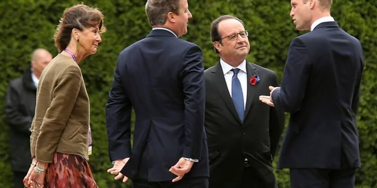 """Brexit: la décision britannique ne peut être """"reportée"""" ni """"annulée"""" dit Hollande"""