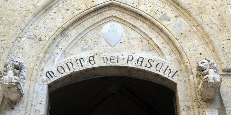 Monte dei Paschi préparerait une forte augmentation de capital