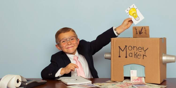 Entreprendre : 100 idées de nouveaux business pour s'enrichir