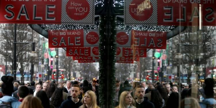 L'inflation britannique à son plus haut depuis un an en janvier