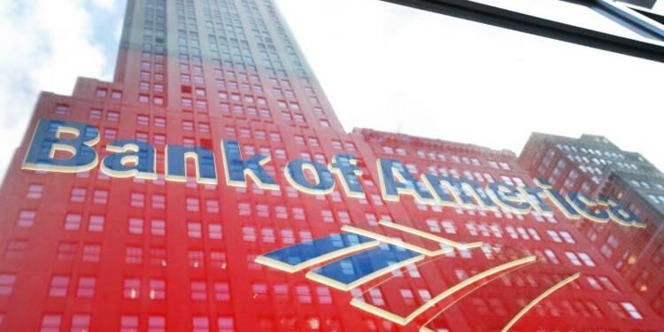 Le prix du pétrole tempère le bon trimestre de Bank of America