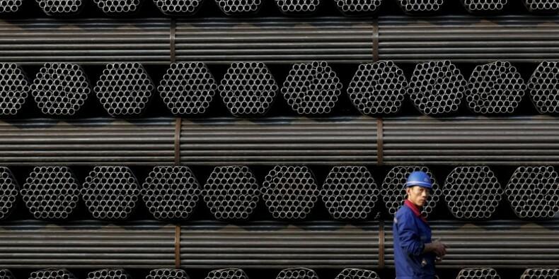 Nouvelle contraction de l'activité manufacturière en Chine