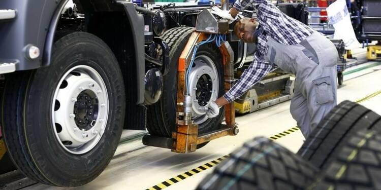 La croissance du secteur privé allemand s'accélère
