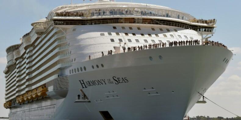 Après l'Harmony of the seas, une commande de 2,5 milliards d'euros pour le chantier naval de Saint-Nazaire