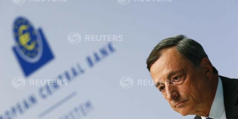 Une opposition interne à la BCE a limité les ambitions de Draghi