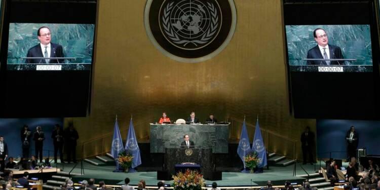 Hollande appelle l'UE à ratifier vite l'accord sur le climat