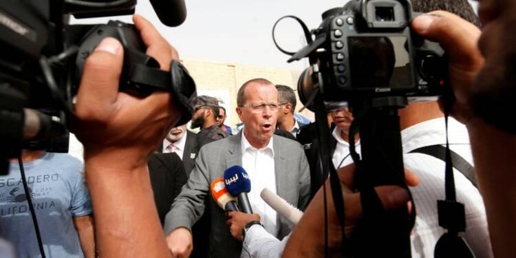 L'émissaire de l'Onu en Libye appelle à l'union contre l'EI