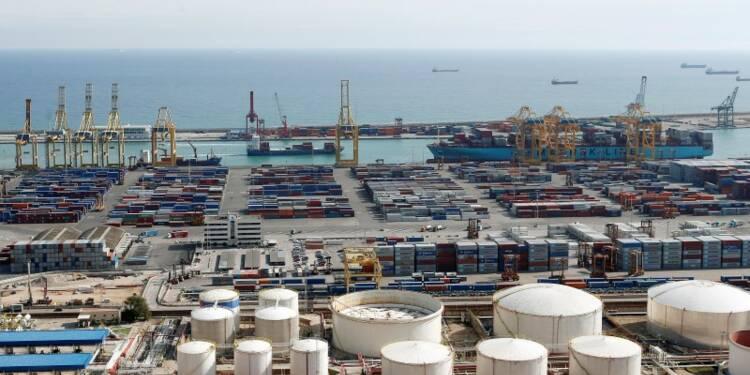 Le déficit commercial de l'Espagne a diminué de 1,2% en 2015