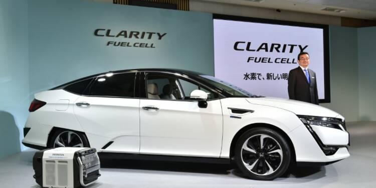Honda lance sa voiture à hydrogène au Japon, avant l'Europe et les Etats-Unis