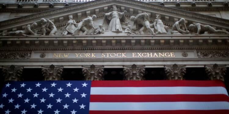 Le Dow Jones perd 0,2% et le Nasdaq cède 0,4%