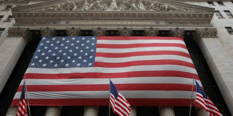 Le Dow Jones perd 0,03% à la clôture, le Nasdaq prend 0,49%