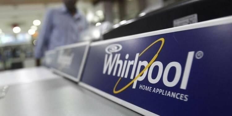 Whirlpool a plus que doublé son bénéfice du 4e trimestre