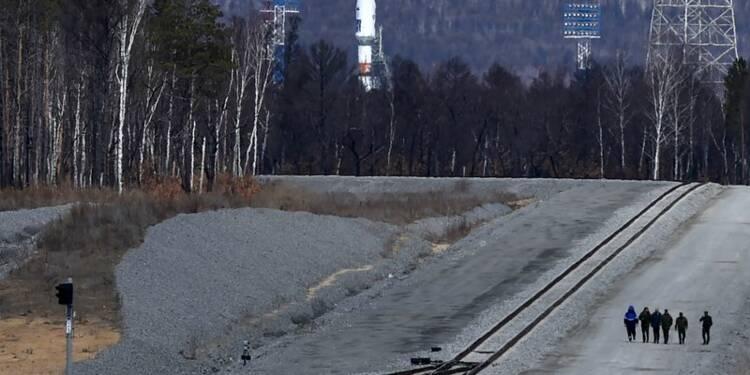 L'inauguration du cosmodrome russe de Vostotchny reportée