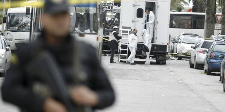 L'EI revendique l'attentat à Tunis, 13 morts dont le kamikaze