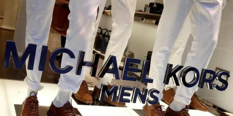 Les ventes de Michael Kors se contractent plus que prévu