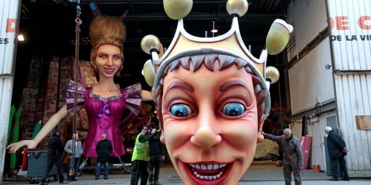 Le carnaval de Nice sous très haute surveillance policière