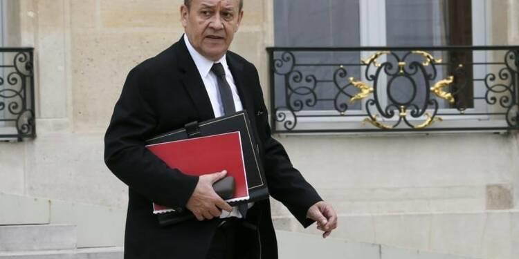 Des conseillers militaires français actuellement en Syrie