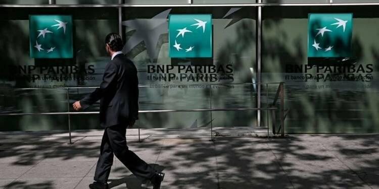 Le bénéfice net de BNP Paribas stable au 2e trimestre