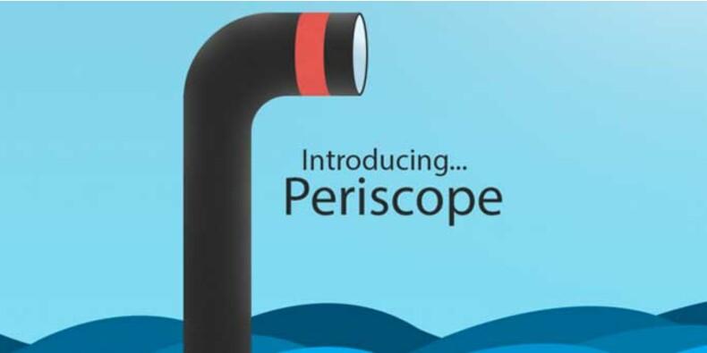 Periscope, l'appli vidéo qui n'a pas fini de faire polémique