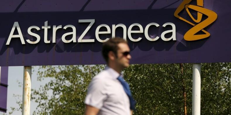 AstraZeneca vend ses antibiotiques à Pfizer