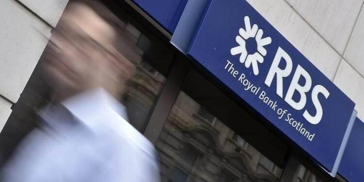 Londres aurait suspendu la vente de parts de RBS et Lloyds