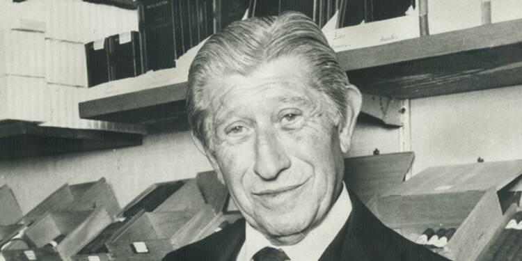 Zino Davidoff (1906-1994) : il a érigé le goût du cigare au rang d'un art de vivre