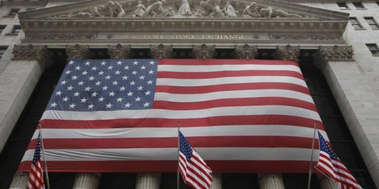 Le Dow Jones gagne 0,11% à la clôture, le Nasdaq prend 0,21%