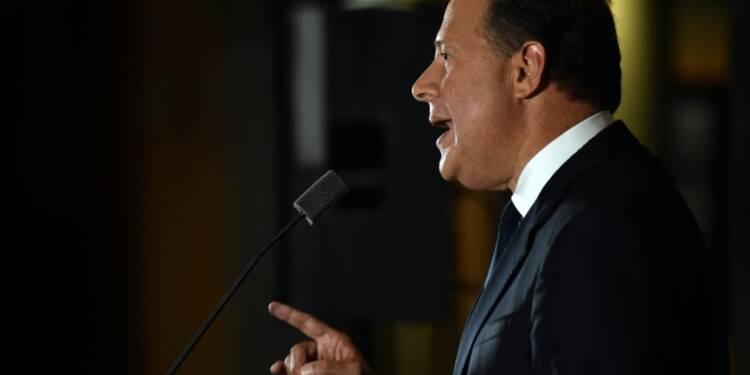 Le Panama s'engage auprès de la France à collaborer sur le blanchiment d'argent (président)