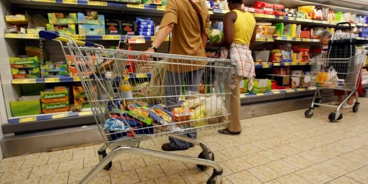 Nouveau record de consommation des ménages en février
