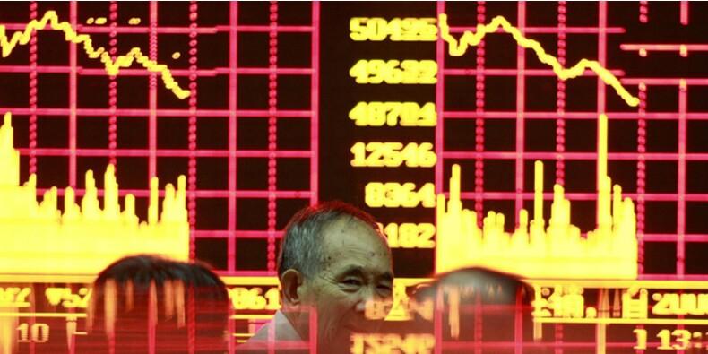 La Chine fait trembler les Bourses européennes