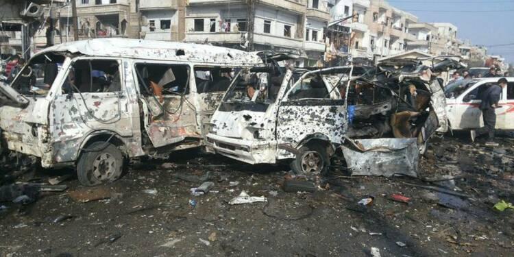 L'EI revendique des attentats meurtriers en Syrie