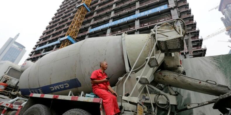 La Chine fusionne deux géants publics de la construction