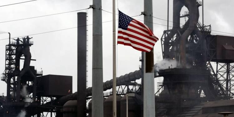 La croissance américaine au 1er trimestre revue en hausse à 1,1%