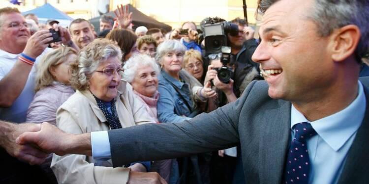 L'extrême droite autrichienne aux portes de la présidence