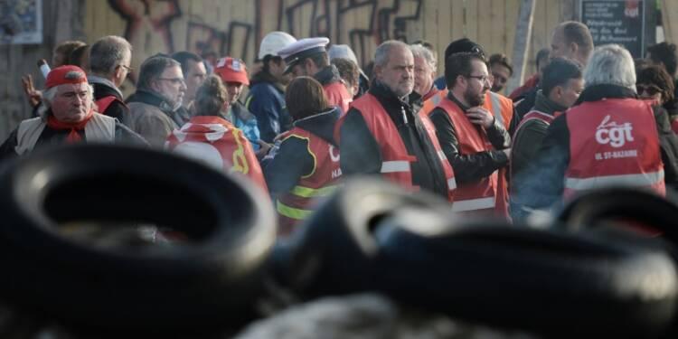 """Loi travail: l'intersyndicale appelle à """"amplifier les mobilisations"""""""
