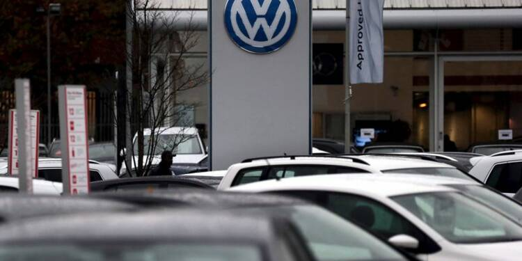 Volkswagen rappellerait 2,46 millions de véhicules en Allemagne