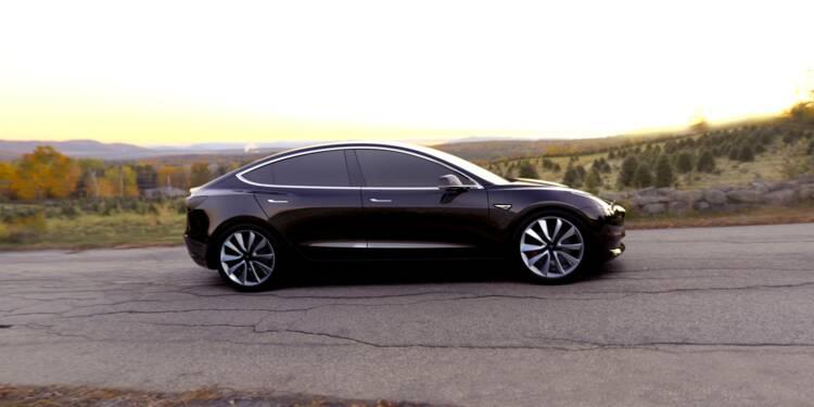 La Model 3 fera-t-elle de Tesla un grand constructeur auto ?